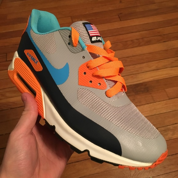 fab03a9d11c MEN S NIKE AIR MAX 90 HYPERFUSE INDEPENDENCE DAY. M 5a66a71d2c705d73db7ba15d